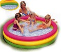 "INTEX Бассейн надувной ""Sunset Glow Pool"" 147х33 см. (от 3-х лет) (Китай) int57422NP"