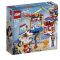 LEGO (Лего) LEGO (Лего) Конструктор LEGO SUPER HERO GIRLS Дом Чудо-женщины™ 41235-L-no