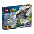 LEGO (Лего) LEGO (Лего) Конструктор LEGO SUPER HERO Супермен и Крипто объединяют усилия 76096-L