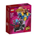 LEGO Конструктор LEGO SUPER HERO Mighty Micros: Звёздный Лорд против Небулы 76090-L